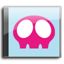 SKULLY CD BOX Icon