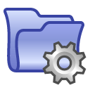 Clipper Smart Folder Icon