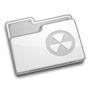 Rev2 Burn Folder Icon