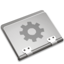 Titanium Smart Folder Icon