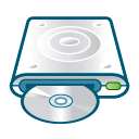 Cd writer unmount Icon