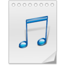 Generic Music Blank Icon
