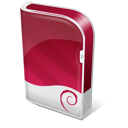 Debian box Icon