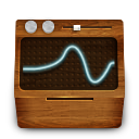 wood monitoring Icon