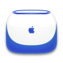 Indigo iBook Icon