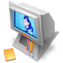 TOS Desk Computer T'Pring Icon