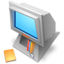 TOS Desk Computer Icon