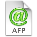 The AFP Location Icon