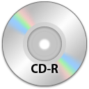 The CD R Icon