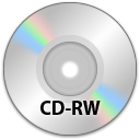 The CD RW Icon
