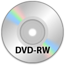The DVD RW Icon