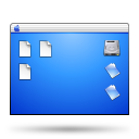 The Desktop Folder Icon