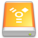 The Firewire HD Icon