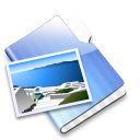 The Pictures Folder Icon