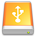 The USB HD Icon