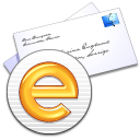 eMail Gold Icon