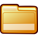 smallfolder yellow Icon