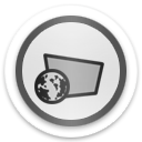 folder world Icon