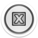 progs msexcel Icon