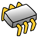 RAM Chip Icon