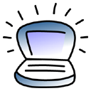 iBook Graphite Icon