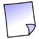 SimpleText Document Icon