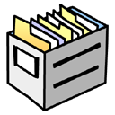 Storage Files Icon