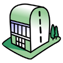 Community Center Icon