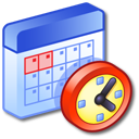 Calendar Multiweek Icon