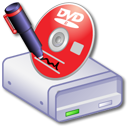 Drive DVDR 1 Icon