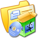 Folder Yellow Software Mac Icon