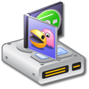 Hard Drive Games 1 Icon
