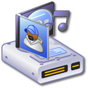 Hard Drive Music 2 Icon