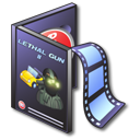 Movies DVD Icon