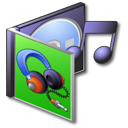 Music CD 3 Icon
