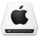niZe   Drive Apple Icon