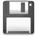 niZe   Drive Floppy Icon