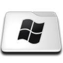 niZe   Folder WinOS Icon
