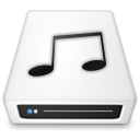 niZe   Music Drive Icon
