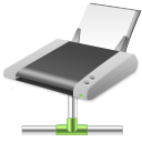 Netprinter Connected Icon