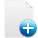 New File Icon