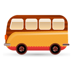 Van Bus Vector Icons Free Download In Svg Png Format