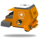 space racing car 1 Icon
