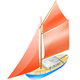 Yacht Icon