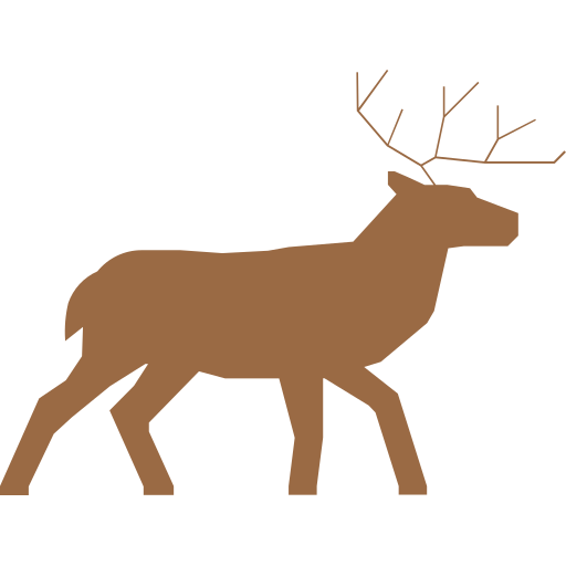 Male deer Icon