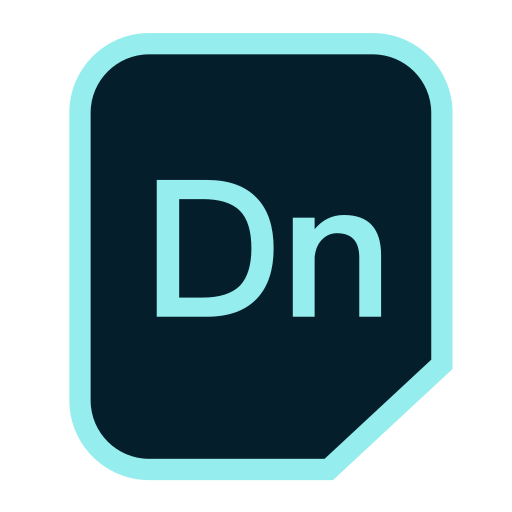 ADOBE DN Icon