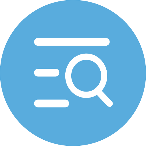 Comprehensive query Icon