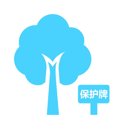 Famous trees and old trees Icon