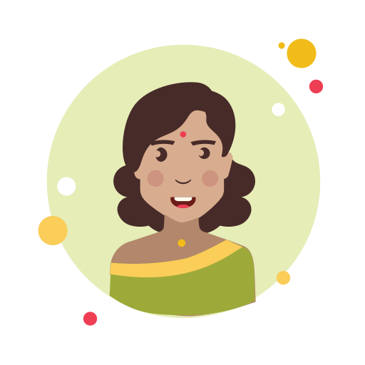 icons8-indian-lady Icon