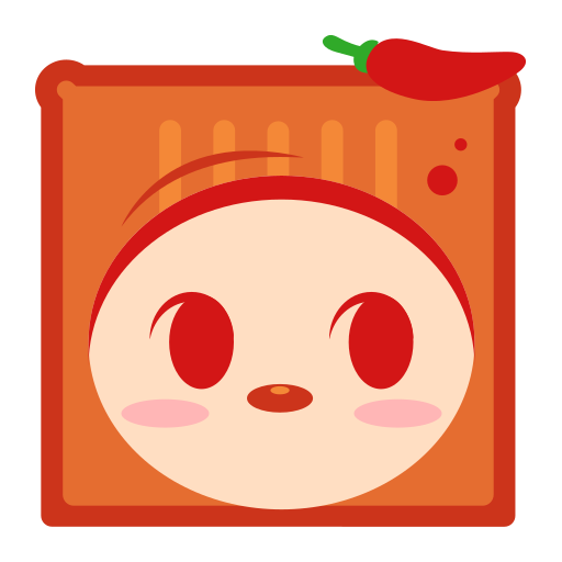Spicy strips Icon